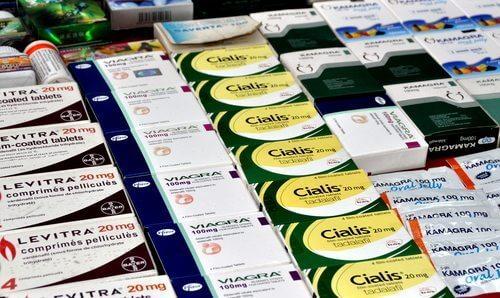 Erectiepillen - medicijnen